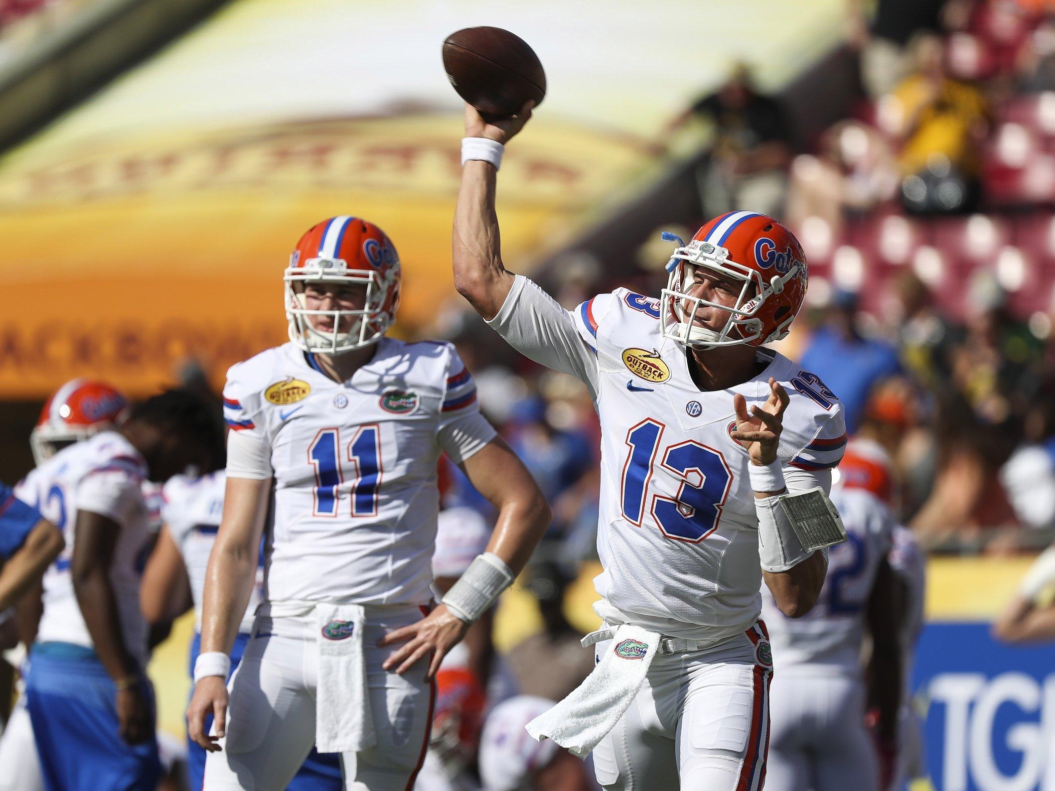 [2022] SEC Quarterback Battle Analysis Part I